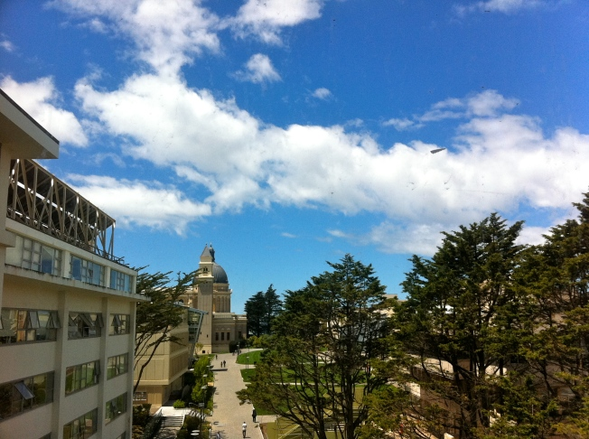 The University of San Fransico