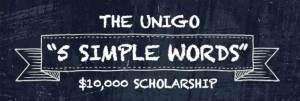 Unigo Scholarship